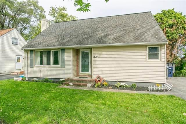 200 Teakwood Drive, Irondequoit, NY 14609 (MLS #R1367579) :: TLC Real Estate LLC