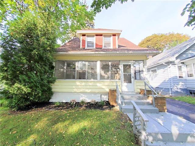 67 Clairmount Street, Rochester, NY 14621 (MLS #R1367587) :: Robert PiazzaPalotto Sold Team