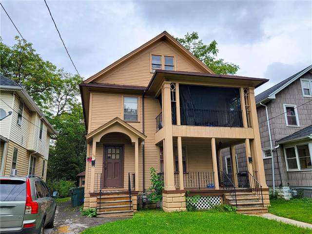 106 Burrows Street, Rochester, NY 14606 (MLS #R1367616) :: BridgeView Real Estate