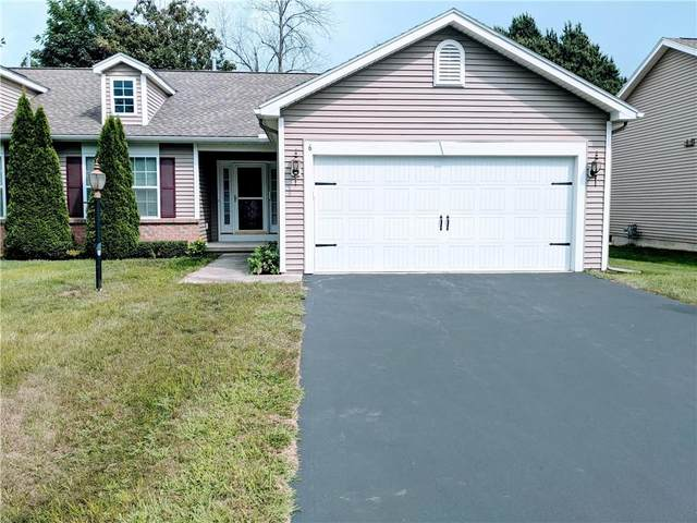 6 Angela Villa Lane, Greece, NY 14626 (MLS #R1367634) :: TLC Real Estate LLC