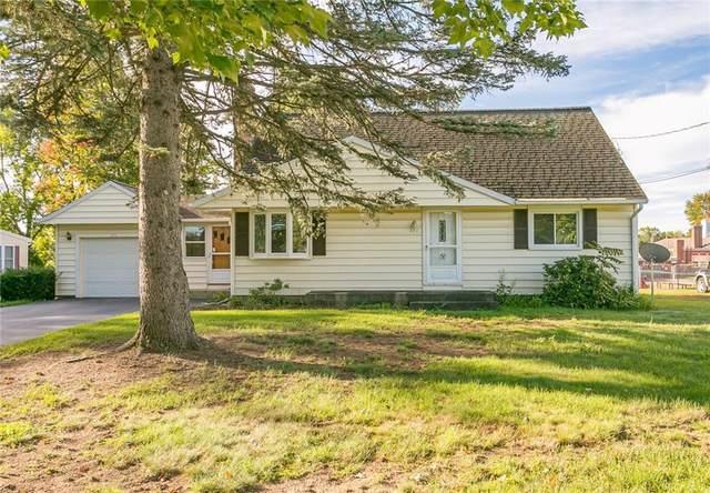 171 Chestnut Ridge Road, Chili, NY 14624 (MLS #R1367661) :: BridgeView Real Estate