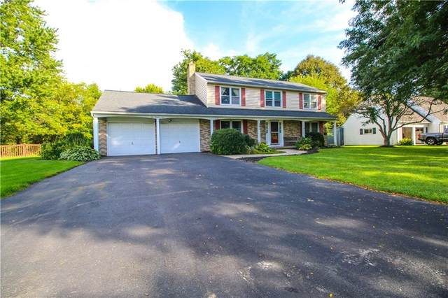 101 Creekside Drive, Farmington, NY 14425 (MLS #R1367705) :: BridgeView Real Estate
