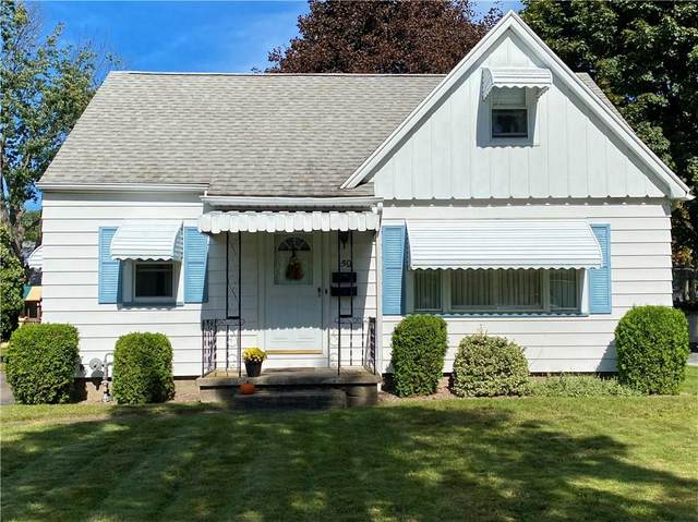 50 Benwell Road, Rochester, NY 14616 (MLS #R1367719) :: BridgeView Real Estate