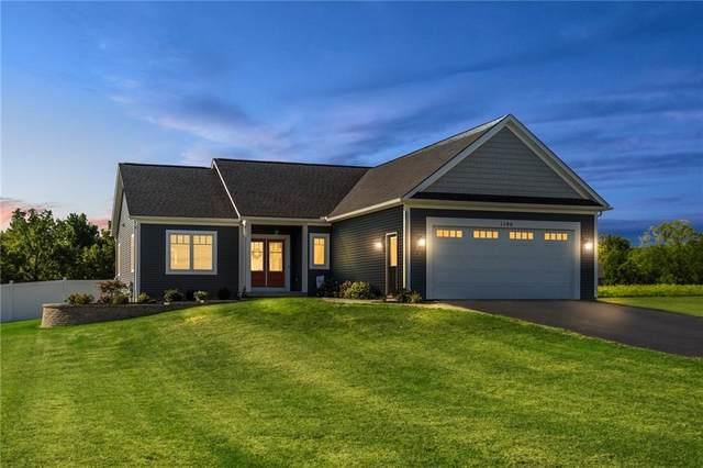 1190 Lake Road, Ontario, NY 14519 (MLS #R1367740) :: BridgeView Real Estate