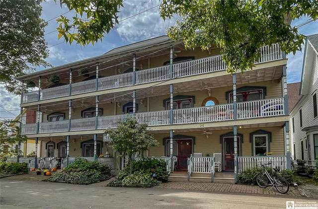24 Roberts Avenue #4, Chautauqua, NY 14722 (MLS #R1367750) :: TLC Real Estate LLC
