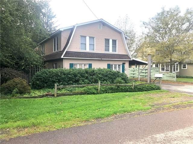 3395 Peet Avenue, Willing, NY 14895 (MLS #R1367764) :: Robert PiazzaPalotto Sold Team