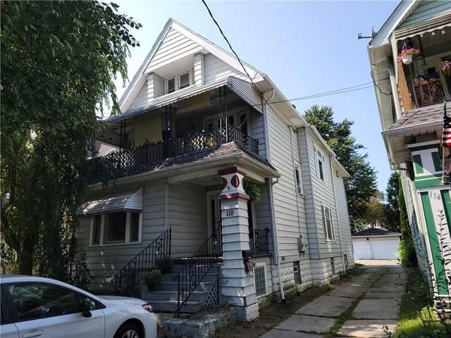 110 Armin Place, Buffalo, NY 14210 (MLS #R1367783) :: BridgeView Real Estate