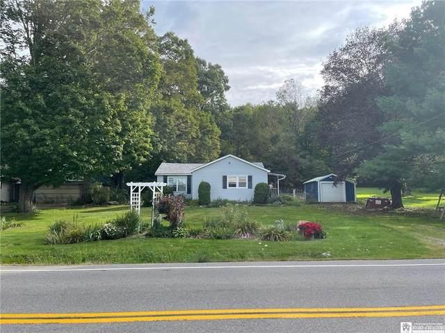 7416 Route 380, Stockton, NY 14784 (MLS #R1367785) :: BridgeView Real Estate