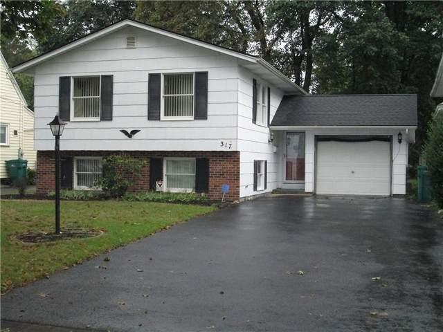 317 Walzford Road, Irondequoit, NY 14622 (MLS #R1367848) :: TLC Real Estate LLC