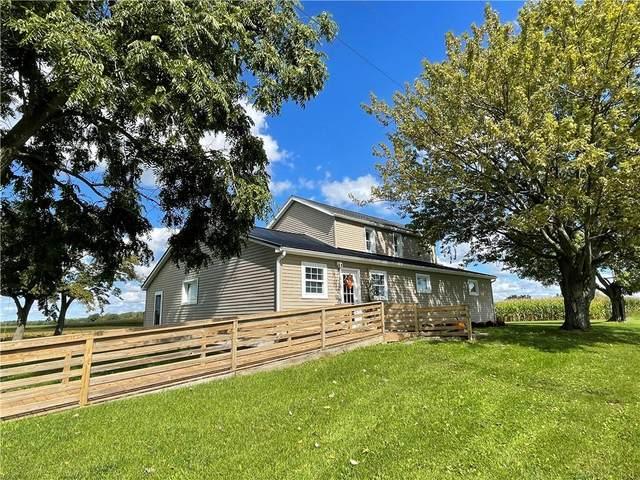 991 Yellow Tavern Road, Fayette, NY 14456 (MLS #R1367863) :: TLC Real Estate LLC