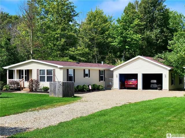 5284 Van Buren Road, Pomfret, NY 14048 (MLS #R1367879) :: TLC Real Estate LLC