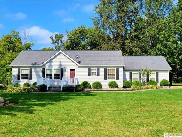 5278 Van Buren Rd., Pomfret, NY 14048 (MLS #R1367888) :: TLC Real Estate LLC