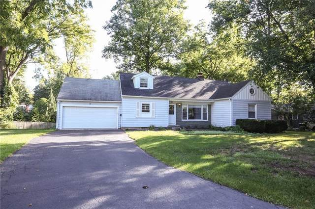 12 W Jefferson Road, Pittsford, NY 14534 (MLS #R1367914) :: Robert PiazzaPalotto Sold Team
