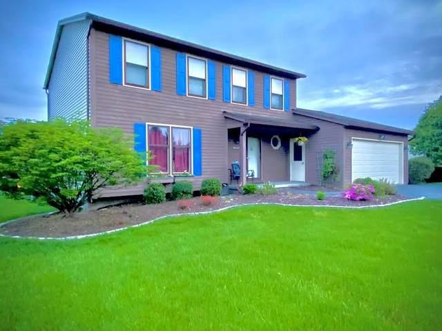 185 Buttonwood Drive, Greece, NY 14468 (MLS #R1367951) :: TLC Real Estate LLC