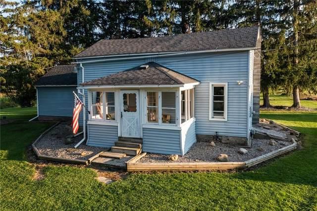 6590 Soper Road, Perry, NY 14530 (MLS #R1367993) :: BridgeView Real Estate