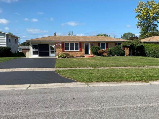103 Mount Ridge Circle, Greece, NY 14616 (MLS #R1368000) :: TLC Real Estate LLC