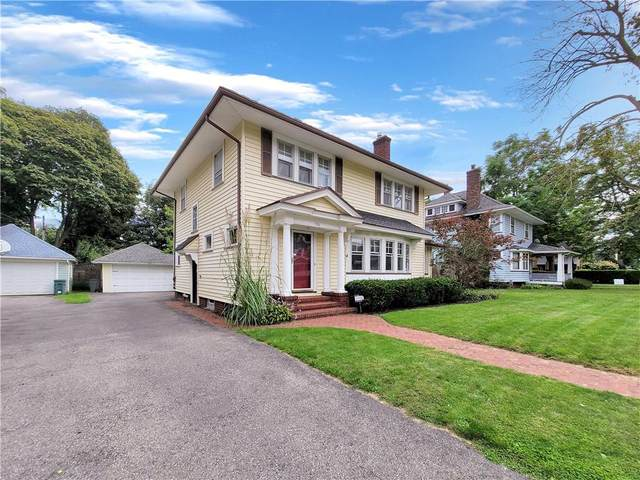 396 Rugby Avenue, Rochester, NY 14619 (MLS #R1368079) :: Robert PiazzaPalotto Sold Team