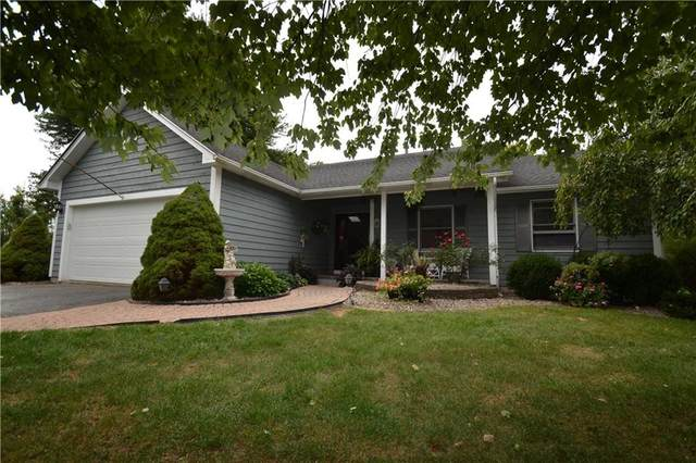 16 Kemp Drive, Macedon, NY 14502 (MLS #R1368129) :: BridgeView Real Estate