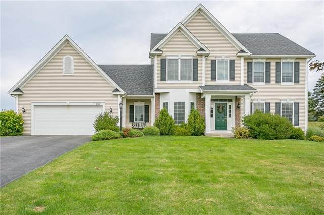 108 Woodgreen Drive, Pittsford, NY 14534 (MLS #R1368132) :: BridgeView Real Estate
