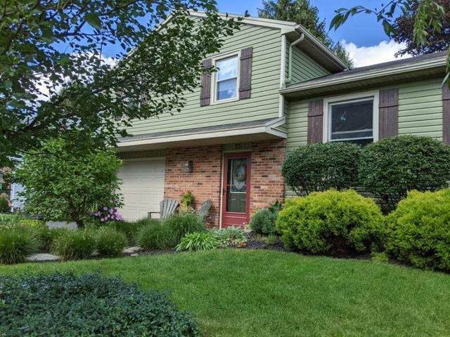 35 Newton Street, Manchester, NY 14504 (MLS #R1368183) :: Thousand Islands Realty