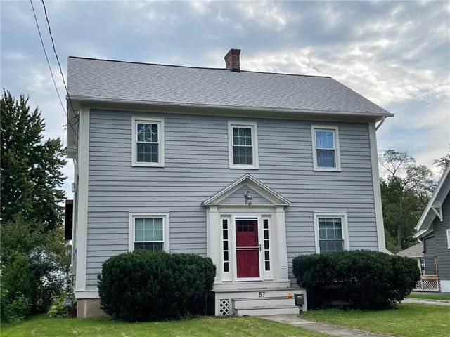 87 Hillcrest Avenue, Geneva-City, NY 14456 (MLS #R1368201) :: BridgeView Real Estate