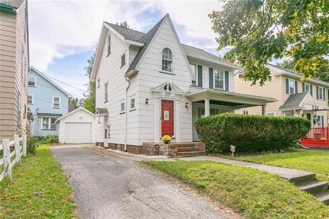 327 Rocket Street, Rochester, NY 14609 (MLS #R1368207) :: BridgeView Real Estate