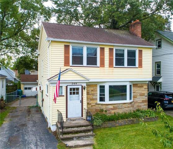 249 Laurelton Road, Irondequoit, NY 14609 (MLS #R1368247) :: TLC Real Estate LLC