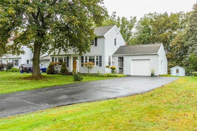 7 Westgate Drive, Irondequoit, NY 14617 (MLS #R1368262) :: Robert PiazzaPalotto Sold Team