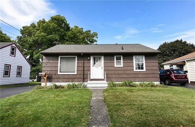 32 Van Olinda Street, Rochester, NY 14621 (MLS #R1368286) :: BridgeView Real Estate