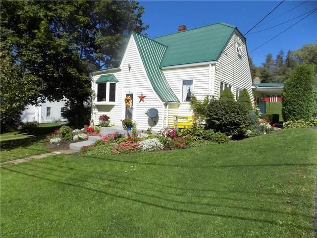 821 Hober (County Rt 82) Road, Troupsburg, NY 14885 (MLS #R1368317) :: Serota Real Estate LLC