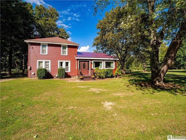 6462 Ellicott Road, Portland, NY 14769 (MLS #R1368360) :: Serota Real Estate LLC