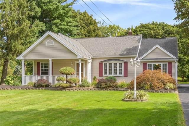 682 Gravel Road, Webster, NY 14580 (MLS #R1368362) :: BridgeView Real Estate