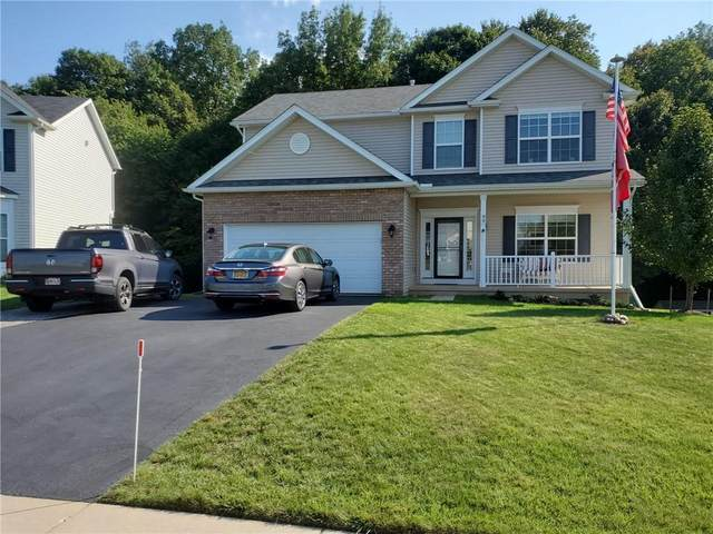 99 Southend Square, Henrietta, NY 14586 (MLS #R1368376) :: Robert PiazzaPalotto Sold Team
