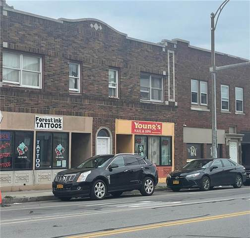 471 N Goodman Street, Rochester, NY 14609 (MLS #R1368390) :: Serota Real Estate LLC