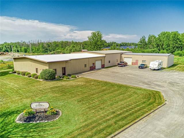 6708 Pound Rd, Williamson, NY 14589 (MLS #R1368438) :: BridgeView Real Estate