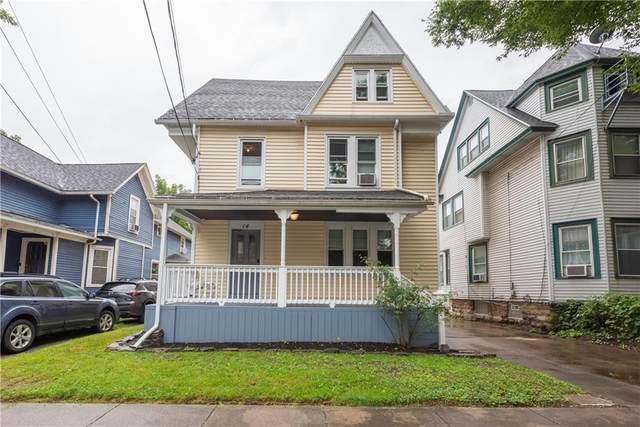 14 Arlington Street, Rochester, NY 14607 (MLS #R1368485) :: Robert PiazzaPalotto Sold Team