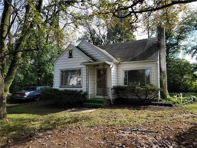15 Wolcott Avenue, Gates, NY 14606 (MLS #R1368517) :: Robert PiazzaPalotto Sold Team