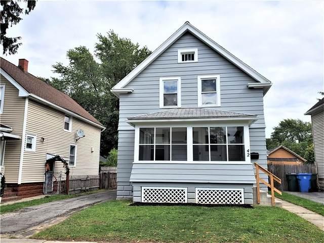 42 Priscilla Street, Rochester, NY 14609 (MLS #R1368559) :: TLC Real Estate LLC