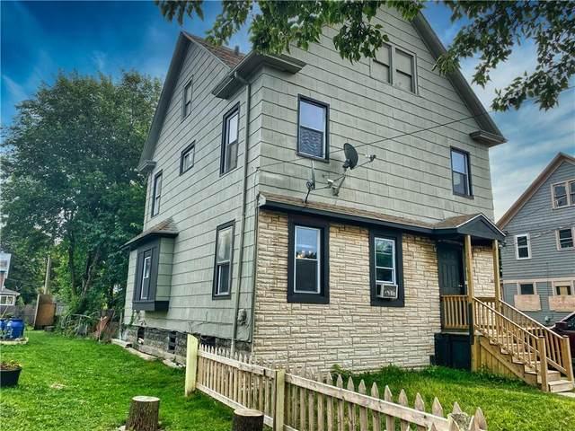 1400 North Clinton Avenue, Rochester, NY 14621 (MLS #R1368576) :: Robert PiazzaPalotto Sold Team