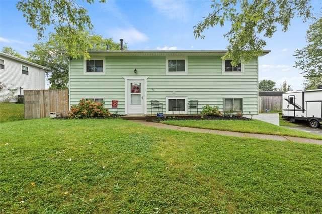 170 Prentiss Way, Henrietta, NY 14467 (MLS #R1368623) :: Robert PiazzaPalotto Sold Team