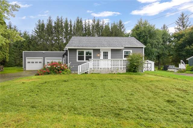 6784 Miller Road, Arcadia, NY 14513 (MLS #R1368634) :: Thousand Islands Realty