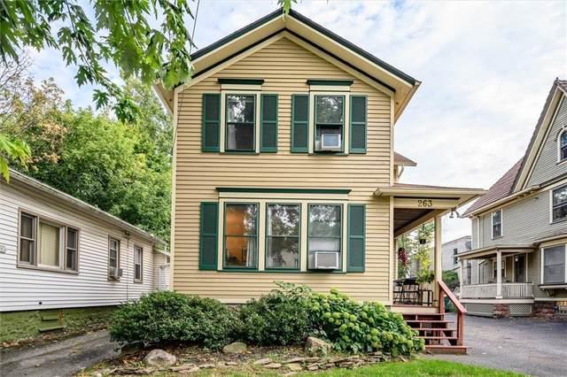 263 Averill Avenue, Rochester, NY 14620 (MLS #R1368780) :: Robert PiazzaPalotto Sold Team