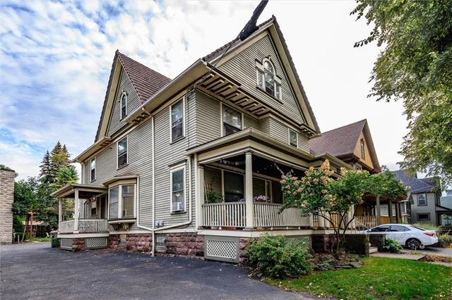 257 Averill Avenue, Rochester, NY 14620 (MLS #R1368783) :: Robert PiazzaPalotto Sold Team