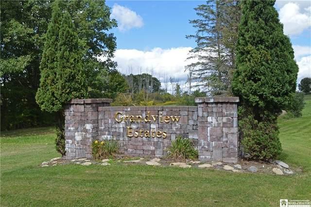 0 Grandview Estates Lots, Busti, NY 14750 (MLS #R1368809) :: MyTown Realty