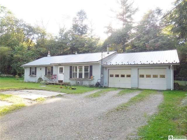 1655 Scott Road, Carroll, NY 14738 (MLS #R1368820) :: Lore Real Estate Services