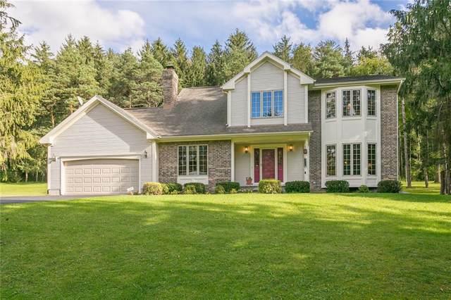 3155 County Road 40 Road, East Bloomfield, NY 14469 (MLS #R1369036) :: Serota Real Estate LLC