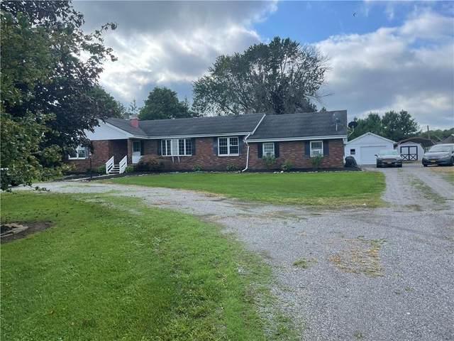 3096 Ridge Road, Mount Morris, NY 14510 (MLS #R1369037) :: Serota Real Estate LLC