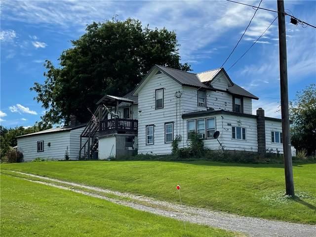 3074 Ridge Road, Mount Morris, NY 14510 (MLS #R1369042) :: Serota Real Estate LLC