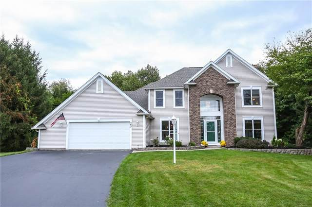 563 Birch Meadows Circle, Webster, NY 14580 (MLS #R1369123) :: Thousand Islands Realty