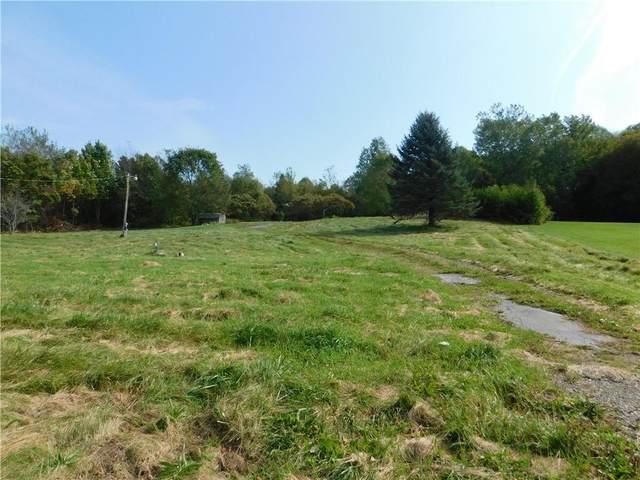 8109 Reeds Corners Road, Sparta, NY 14437 (MLS #R1369178) :: Serota Real Estate LLC